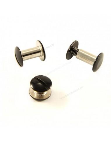 Кольца переплетные серебристые