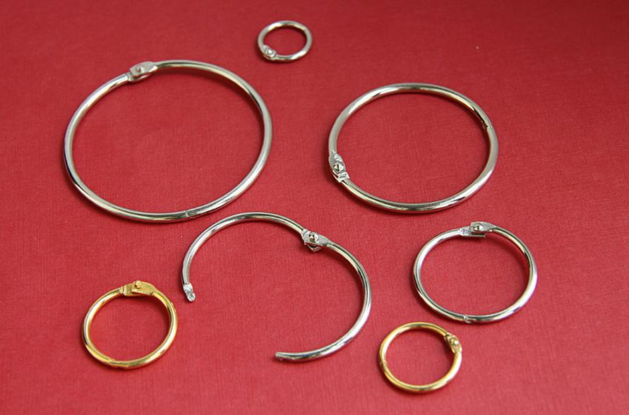 кольца переплетные