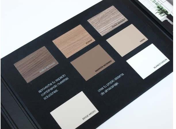 папки для зразків будівельних матеріалів та тканини