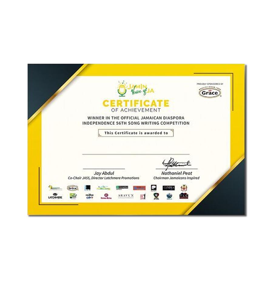 сертифікати